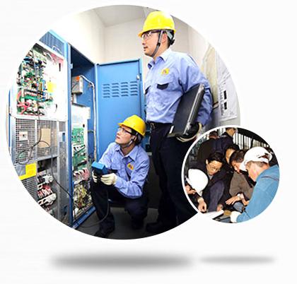 专业提供电梯设计、安装、维修、保养一条龙服务